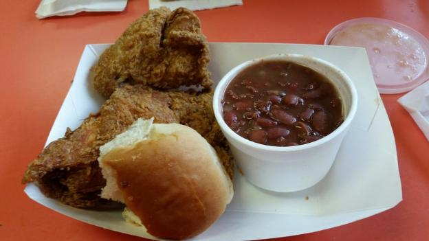 Ball's Fried Chick-N 2 | Lake Charles, LA