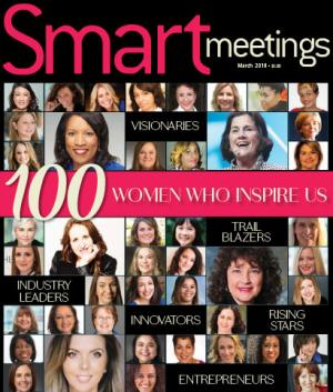 Smart Meetings March 2018 Cover