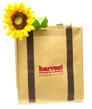Harvest Howard County Tote Bag