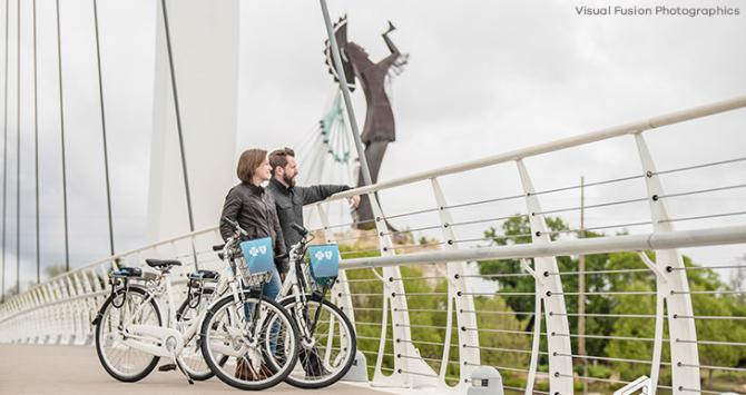 Wichita Bike Share Program