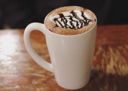 The Goat Hot Chocolate Coffee