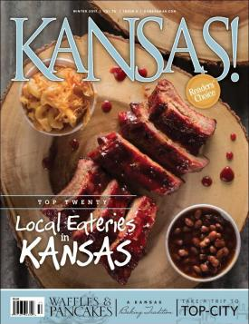 KANSAS! Magazine Winter 2017
