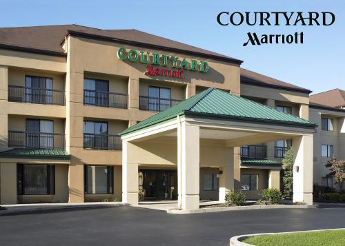 Courtyard Marriott in Lackawanna County