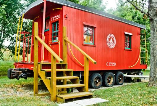 Caboose Lake Campground