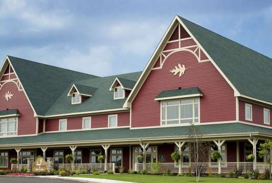 The Farmhouse Restaurant & Conference Center at Fair Oaks Farms