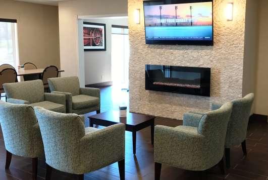 Comfort Inn & Suites - Porter