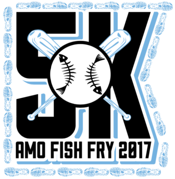 The Amo Fish Fry 5K will be held on Saturday, June 10 at 9 a.m.
