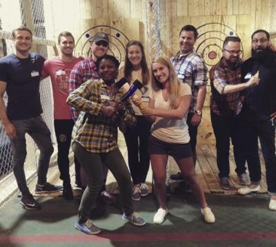 Columbus Axe Throwing