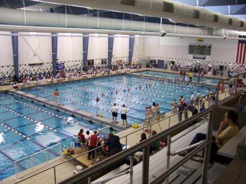 Webster Aquatic Center