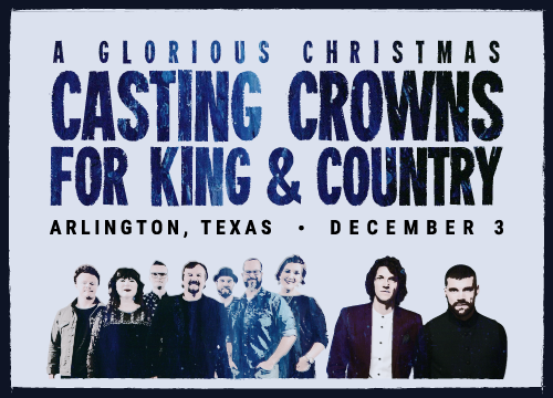 Casting Crowns for Kings & Country | Uta Tickets.com