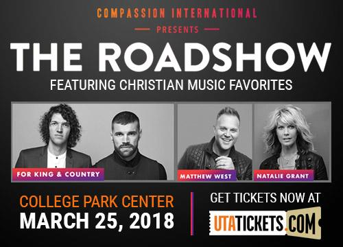 The RoadShow- UTAtickets.com
