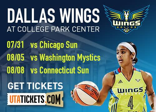 Dallas Wings fall 2018