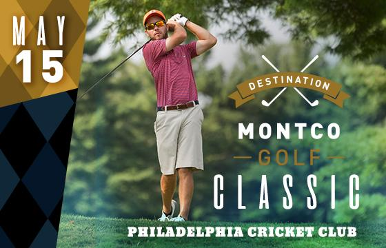 Montco Golf Classic - May 15 at Philadelphia Cricket Club