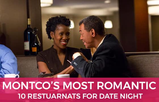 Romantic Dining - 10 Restaurants for Date Night