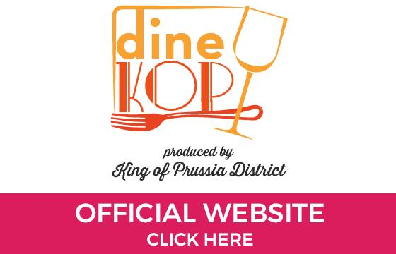 KOP Restaurant Week 2018