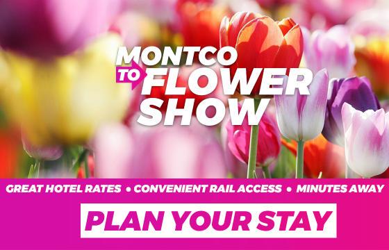 Montco to Flower Show
