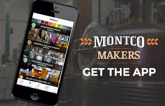 Montco Makers Get the App