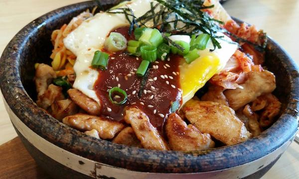 Omoni Korean Grill