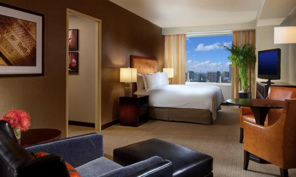 Hotel Hilton Americas