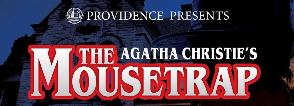 Providence University College, Otterburne_The Mousetrap