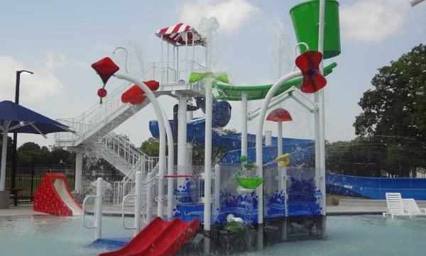 Marine Park Pool