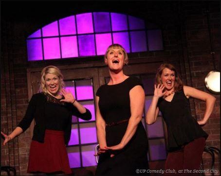 UP Comedy at the Second City