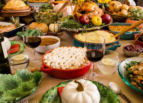 Alon's Thanksgiving with Sides
