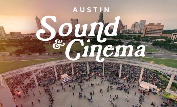 Austin Sound & Cinema. Photo Courtesy of Sound & Cinema 2014.