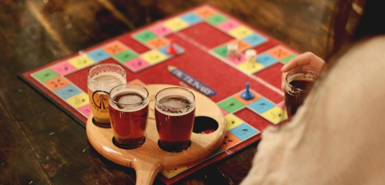 Tree Brewing Board Games