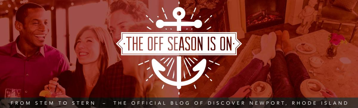 Off Season is On Blog Header