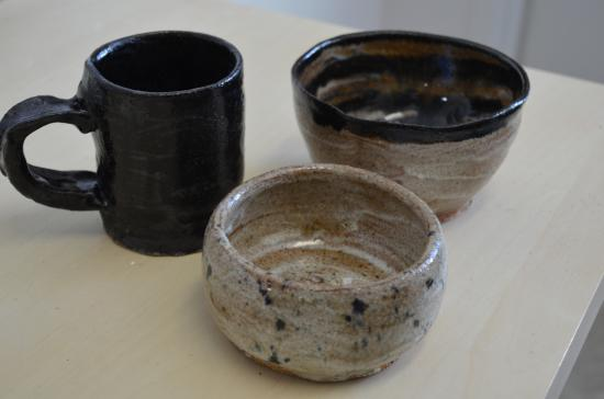 Pottery at Kimball Art Center - Blog Image