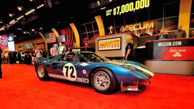 Mecum Auto Auction