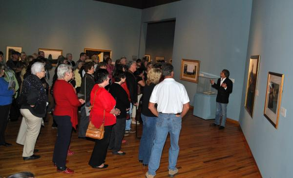 Curator Tour at Fort Wayne Museum of Art