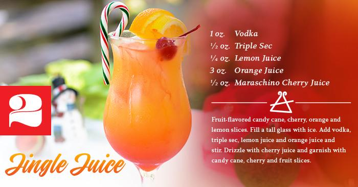 Jingle Juice Recipe