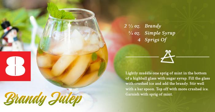 Brandy Julep Recipe