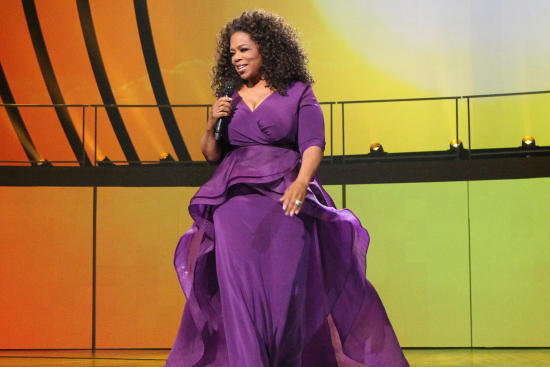 Center Stage (Oprah)