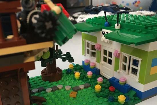 Lego Club at Library - Blog
