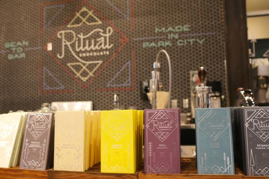 Ritual Chocolate Cafe at Whole Foods