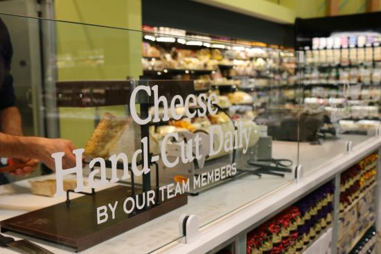 Cheese Shop at Whole Foods Market