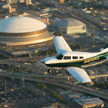PA28 and Superdome