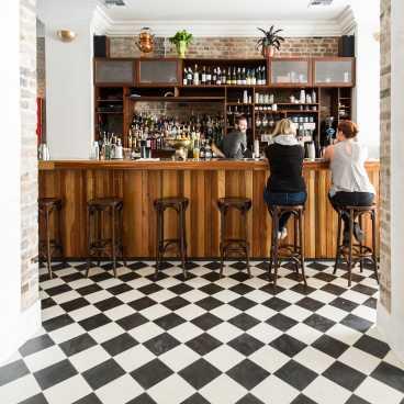 Pisco Bar- Catahoula Hotel