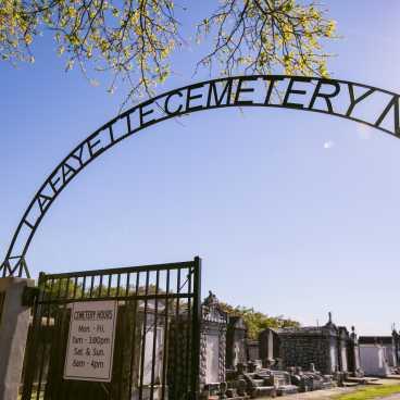 Lafayette Cemetery No. 2