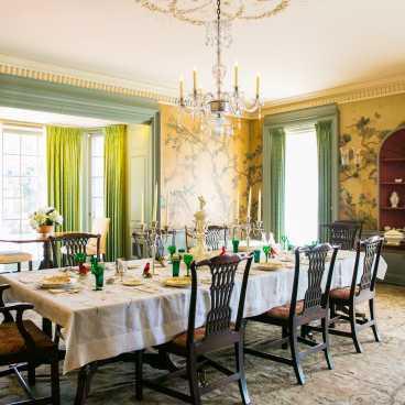 Longue Vue Dining Room