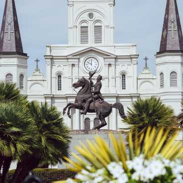 St. Louis Cathedral- Jackson Square