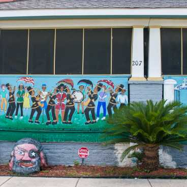 Algiers Folk Art Zone and Blues Museum- Algiers Point Museum