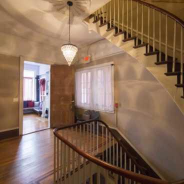 Second Floor Balcony Rooms