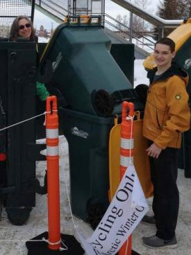 Recycling in Fairbanks Alaska - Legacy Project