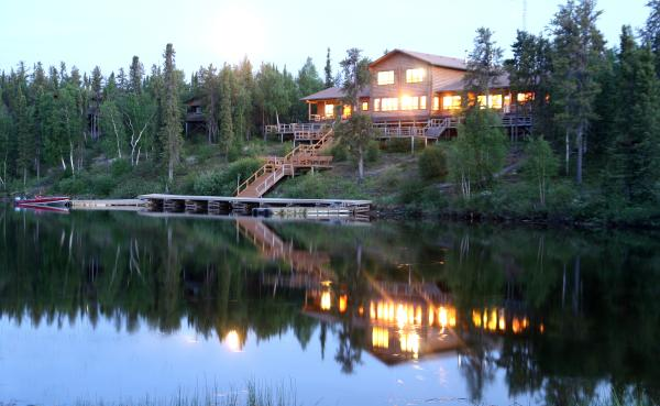 Big Sand Lake Lodge
