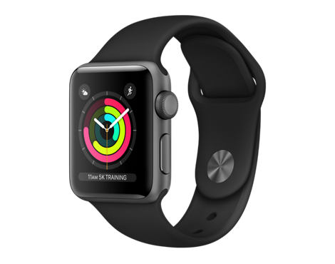 Win an Apple Watch Series 3 in the 2018 Get Out & Play Giveaway!