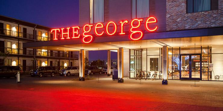 The George Sports Page